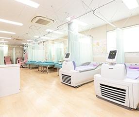 ほりい内科・整形外科クリニックリハビリテーション室