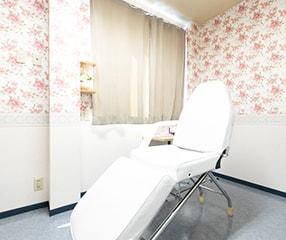 ほりい内科・整形外科クリニック美容注射・点滴室