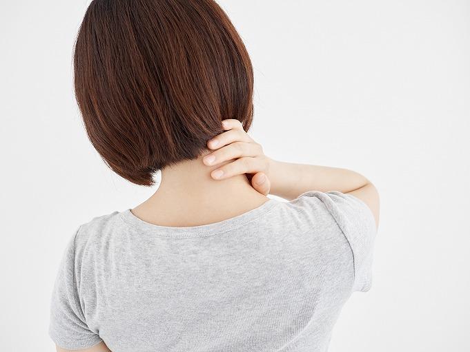 首の痛み(首の寝違え・肩こりなど)