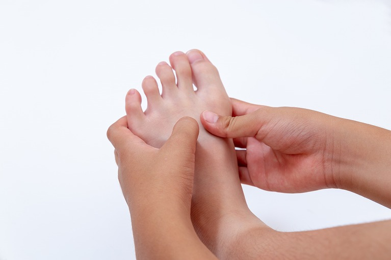 足首・足・足指の痛み