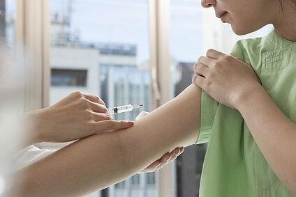 予防接種(インフルエンザなど)